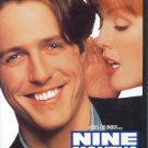 Nine Months ~ DVD ~ 1995 ~ Hugh Grant & Julianne Moore