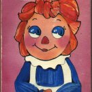 Classic Cartoons VHS Tape ~ 3 Cartoons ~ One featuring Raggedy Ann