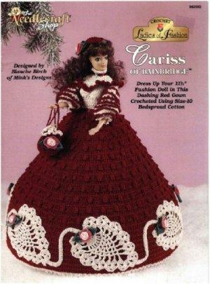Barbie Crochet Pattern ~ Cariss of Bainbridge