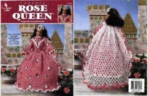 Barbie Crochet Pattern ~ Rose Queen