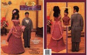 Barbie Crochet Pattern ~ Shall We Dance