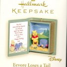 Hallmark Ornament ~ Eeyore Loses a Tail 2006 ~ Winnie the Pooh
