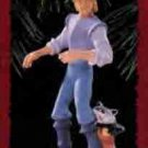 Hallmark Ornament ~ Captain John Smith & Meeko 1995 ~ Pocahontas