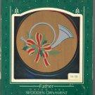 Hallmark Ornament ~ Father 1986