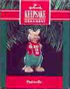 Hallmark Ornament ~ Dad-to-be 1991 ~ Kangaroo