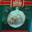 Hallmark Ornament ~ Baby Boy's First Christmas 1991