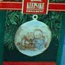 Hallmark Ornament ~ Baby Boy's First Christmas 1991