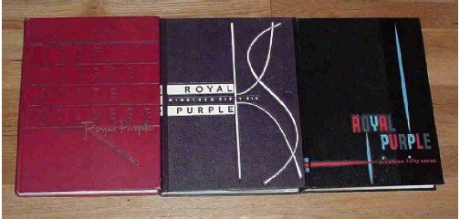 3 Kansas State College Yearbooks ~ KSU ~ 1955, 1956 & 1957 ~ Choice of 1
