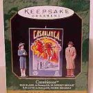 Hallmark Miniature Ornament ~ Casablanca 1997