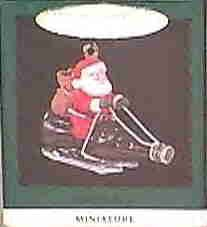 Hallmark Miniature Ornament ~ Cool Delivery 1996