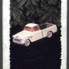 Hallmark Ornament ~ 1955 Chevrolet Cameo 1996 ~ All-American Trucks series