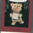 Hallmark Ornament ~ Bingo Bear 1995
