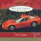 Hallmark Ornament ~ Corvette 1997