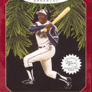 Hallmark Ornament ~ Hank Aaron 1997 ~ At the Ballpark series