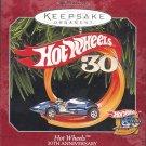Hallmark Ornament ~ Hot Wheels 1998