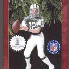 Hallmark Ornament ~ Joe Namath 1997 ~ Football Legends series
