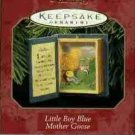 Hallmark Ornament ~ Little Boy Blue 1997 ~ Mother Goose series