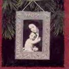 Hallmark Ornament ~ Madonna & Child 1996