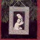 Hallmark Ornament ~ Madonna & Child 1996
