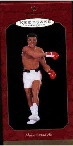 Hallmark Ornament ~ Muhammad Ali 1999