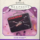 Hallmark Spring Ornament ~ Star Wars Lunchbox 1998