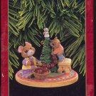 Hallmark Ornament ~ The Perfect Tree 1997 ~ Mice