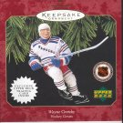 Hallmark Ornament ~ Wayne Gretzky 1997 ~ Hockey Greats series
