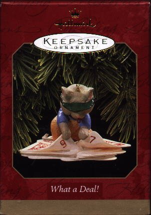 Hallmark Ornament ~ What a Deal 1997
