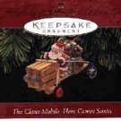 Hallmark Ornament ~ The Claus-Mobile 1997 ~ Here Comes Santa series