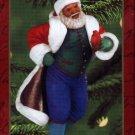 Hallmark Ornament ~ Joyful Santa 2000 ~ Joyful Santa series ~ African American