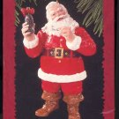 Hallmark Ornament ~ Welcome Guest 1996 ~ Santa and a Coke