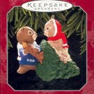 Hallmark Ornament ~ Mom and Dad 1998 ~ Beavers