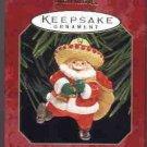 Hallmark Ornament ~ Feliz Navidad 1999