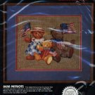 Bear Patriots ~ Cross-Stitch Kit