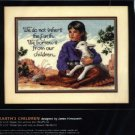 Earths Children ( Southwest ) ~ Cross-Stitch Kit