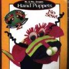 Mr. & Mrs. Dragon ~ Hand Puppet Kit ~ No-Sew