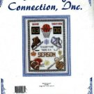 Sports Seasons ~ Cross-Stitch Kit