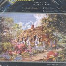 Tulip Time ~ Cross-Stitch Kit