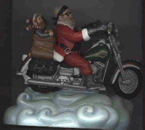 Harley Davidson ~ Santa's Sled