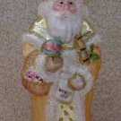 Old World Santa ~ Blown Glass Ornament