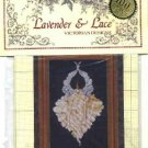 Peace Angel ~ Lavender & Lace Victorian Designs ~ Cross-Stitch Chart