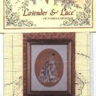 The Bride ~ Lavender & Lace Victorian Designs ~ Cross-Stitch Chart
