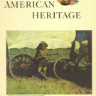 American Heritage Book ~ February 1962