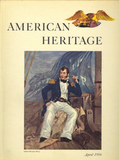 American Heritage Magazine Book ~ April 1956 ~ VII 3