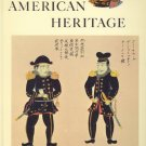 American Heritage Magazine Book ~ April 1958 ~ IX 3