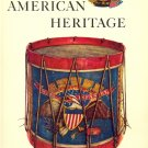 American Heritage Magazine Book ~ October 1959 ~ X 6