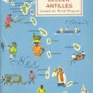 Lesser Antilles ~ Around the World Program Book ~ 1959