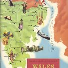 Wales ~ Around the World Program Book ~ 1959
