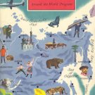 Russia ~ Around the World Program Book ~ 1958