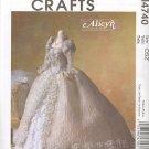 Barbie Sewing Pattern ~ McCall's M4740 ~ Alicyn Wedding